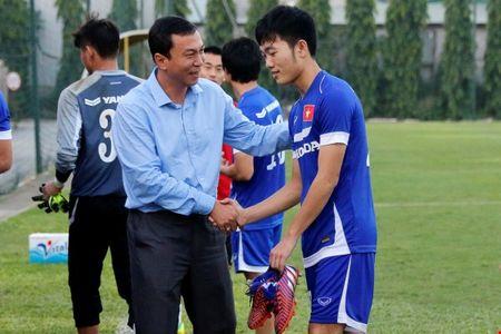 Tien ve HAGL Xuan Truong lay diem truoc thay Miura - Anh 3