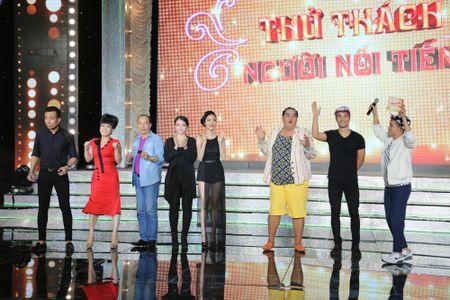 Tran Thanh, Mai Ho bat chuoc Angelina Jolie - Brad Pitt gay 'sot' - Anh 7
