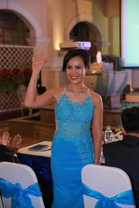 Thu Thuy khoe vong mot tao bao - Anh 8