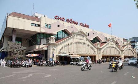 Muc thu phi toi da tai cho Dong Xuan la 750.000 dong/m2/thang - Anh 1