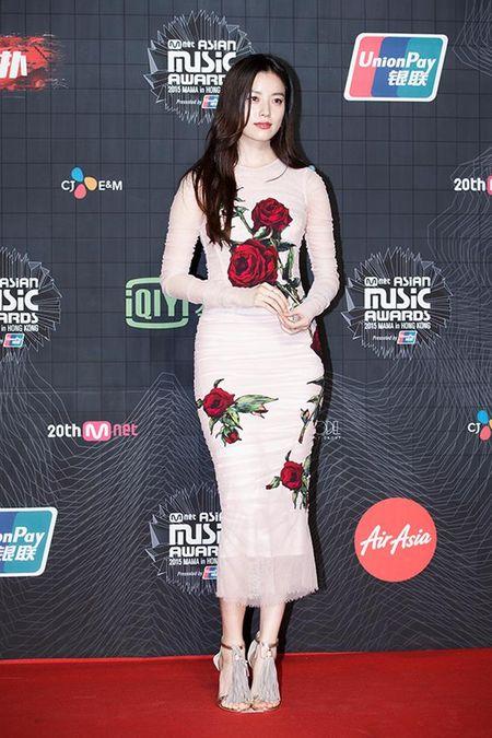 MAMA 2015: Tham do long lay toa sang cua dan sao Han dinh dam - Anh 9