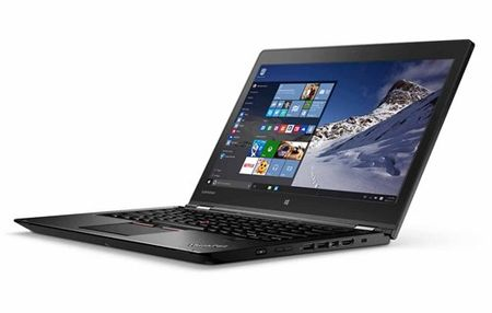 Lenovo gioi thieu tram lam viec di dong ThinkPad P40 YOGA - Anh 1
