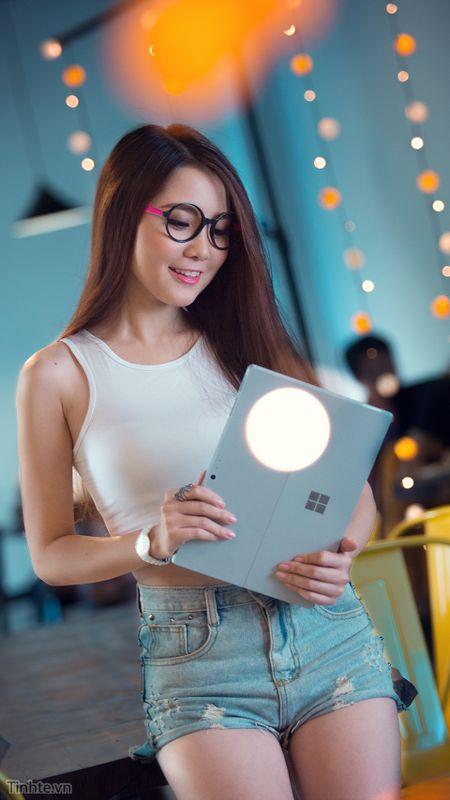 ND&CN: Hoang Kim Phuong va Surface Pro 4 - Anh 11