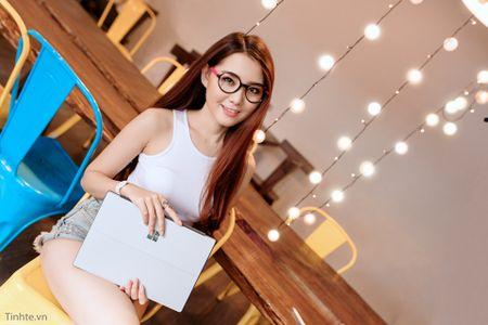 ND&CN: Hoang Kim Phuong va Surface Pro 4 - Anh 17