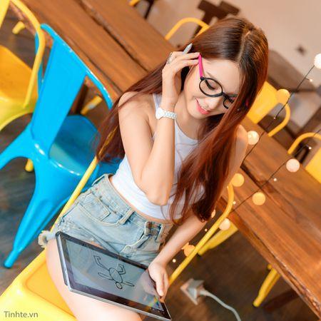 ND&CN: Hoang Kim Phuong va Surface Pro 4 - Anh 18