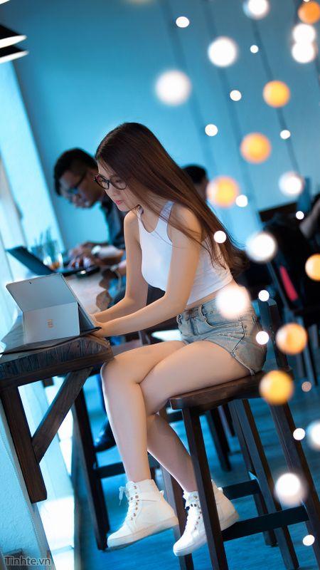 ND&CN: Hoang Kim Phuong va Surface Pro 4 - Anh 20