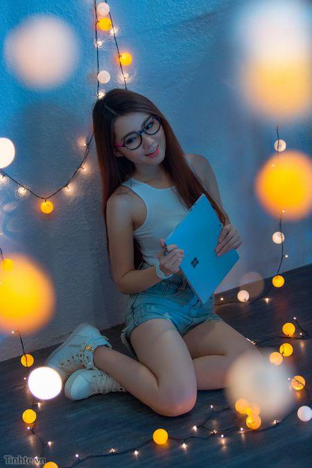 ND&CN: Hoang Kim Phuong va Surface Pro 4 - Anh 25