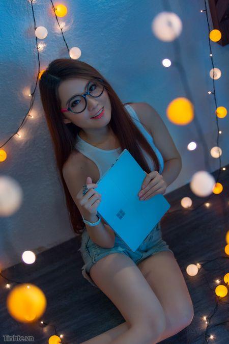 ND&CN: Hoang Kim Phuong va Surface Pro 4 - Anh 29