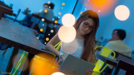 ND&CN: Hoang Kim Phuong va Surface Pro 4 - Anh 2
