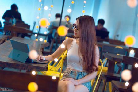 ND&CN: Hoang Kim Phuong va Surface Pro 4 - Anh 31