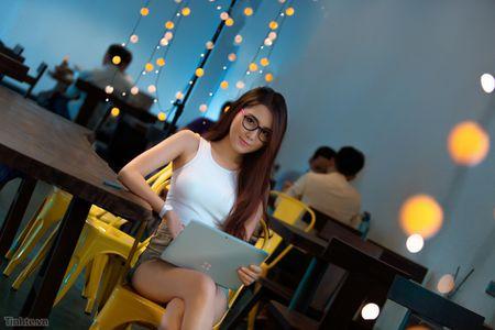 ND&CN: Hoang Kim Phuong va Surface Pro 4 - Anh 3