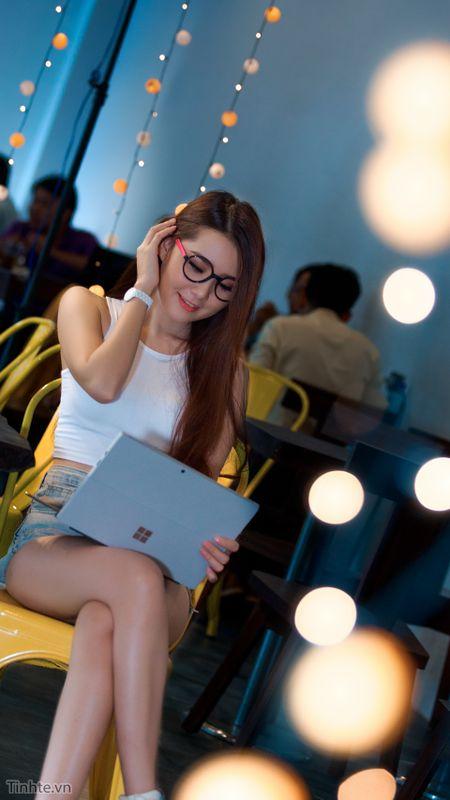 ND&CN: Hoang Kim Phuong va Surface Pro 4 - Anh 7