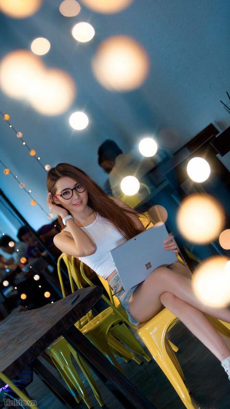 ND&CN: Hoang Kim Phuong va Surface Pro 4 - Anh 8