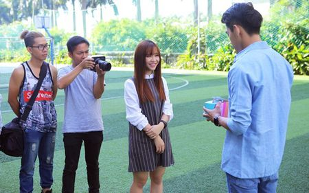 Hoc tro My Tam thu hut voi MV dau tay dam chat Han Quoc - Anh 2