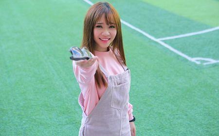 Hoc tro My Tam thu hut voi MV dau tay dam chat Han Quoc - Anh 3