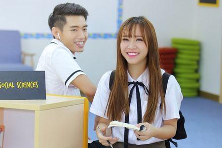 Hoc tro My Tam thu hut voi MV dau tay dam chat Han Quoc - Anh 4