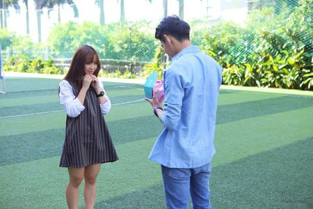 Hoc tro My Tam thu hut voi MV dau tay dam chat Han Quoc - Anh 5
