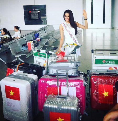 Pham Huong dep rang ngoi truoc gio sang My - Anh 4