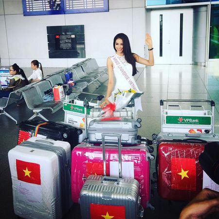 """Pham Huong: """"Hoa hau la cai nghiep!"""" - Anh 3"""