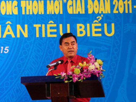 Ong Y Bier Nie giu chuc Chu tich HDND tinh Dak Lak - Anh 1