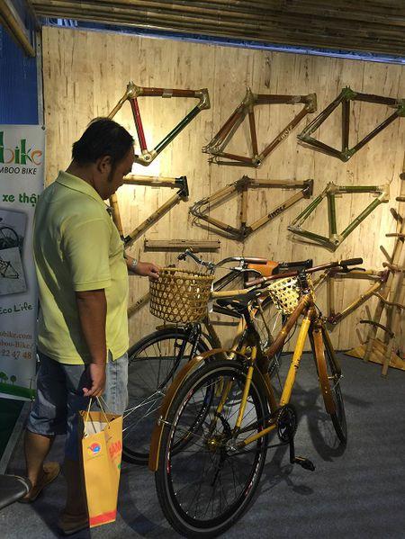Vietnam EXPO 2015 va Vietnam Cycle 2015 nhieu diem moi - Anh 3