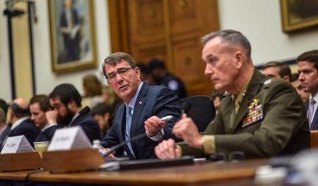Hoa Ky da trien khai luc luong dac nhiem toi Iraq, Syria - Anh 2