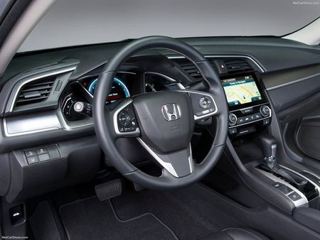 Can canh xe Honda Civic 2016 moi - Anh 4