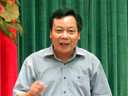 Ong Nguyen Van Phong lam Truong Ban Tuyen giao Thanh uy Ha Noi - Anh 1