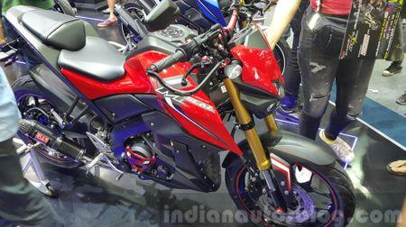 Yamaha MT-15 chinh thuc ra mat, gia 2.498 USD - Anh 1