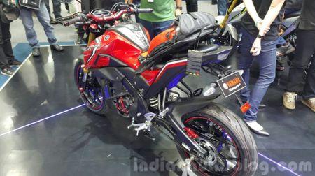 Yamaha MT-15 chinh thuc ra mat, gia 2.498 USD - Anh 9