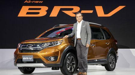 """Honda BR-V phien ban san xuat """"chao"""" thi truong Dong Nam A - Anh 1"""