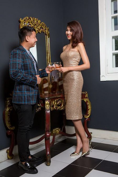 Moi duyen dien anh giua Binh Minh va Victor Vu - Anh 6