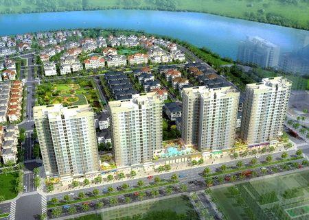 Khu can ho Hung Phuc - Happy Residence Khu can ho Hung Phuc - Happy Residence - Anh 2