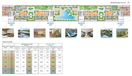 Khu can ho Hung Phuc - Happy Residence Khu can ho Hung Phuc - Happy Residence - Anh 3