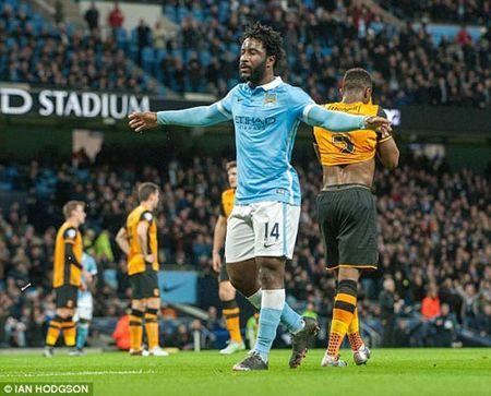Man City - Hull City: 10 phut cuoi tung bung - Anh 1