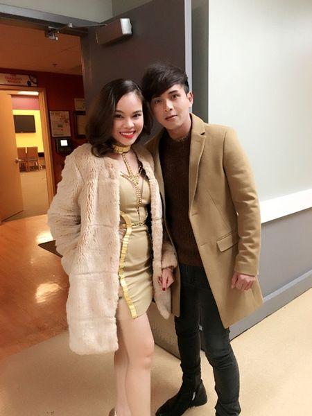 Giang Hong Ngoc hoi ngo Dan Truong, Bang Kieu tai My - Anh 3