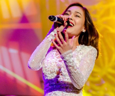 Giang Hong Ngoc hoi ngo Dan Truong, Bang Kieu tai My - Anh 7