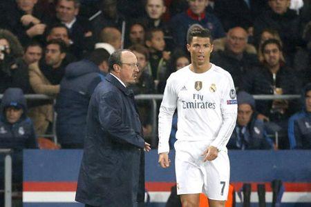 Real sa sut: Chan thuong, Benitez va Ronaldo - Anh 2
