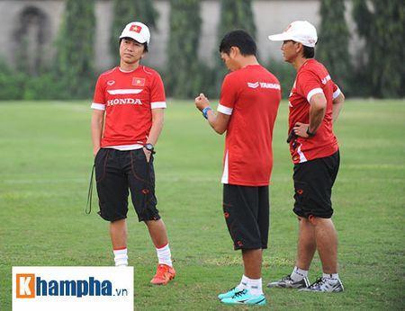 """Cong Phuong, Xuan Truong """"lam ma"""" o U23 Viet Nam - Anh 2"""