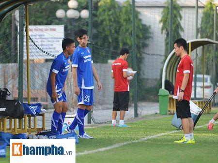 """Cong Phuong, Xuan Truong """"lam ma"""" o U23 Viet Nam - Anh 3"""
