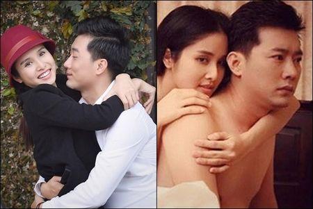 """Hinh anh than mat """"khong the choi cai"""" cua Thao Trang- Khoi Phan - Anh 1"""