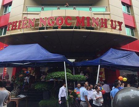 """""""Manh ho"""" da cap Thien Ngoc Minh Uy lam chieu, nhieu tro - Anh 1"""