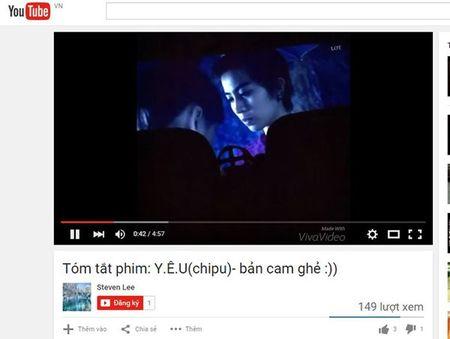 Chi Pu buc xuc khi phim 'Yeu' bi phat tan trai phep - Anh 1