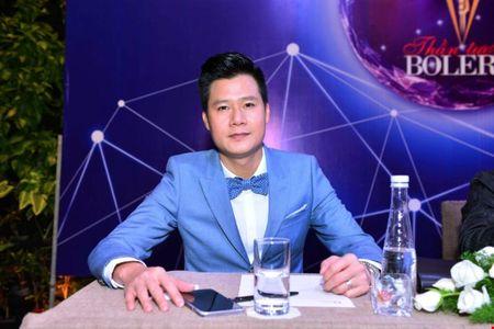 Quang Dung ngoi 'ghe nong' Than tuong Bolero vi ne tinh rieng - Anh 1