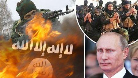 Putin dieu 150.000 quan toi Syria 'quet sach' IS? - Anh 1