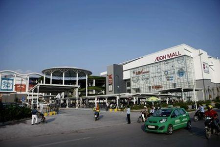 Ruc ro sac mau tai Aeon mall Long Bien - Anh 8