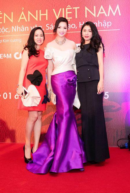 Giang My, Mai Thu Huyen long lay du Lien hoan phim - Anh 10