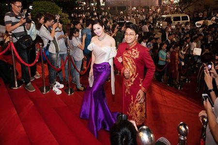 Giang My, Mai Thu Huyen long lay du Lien hoan phim - Anh 1