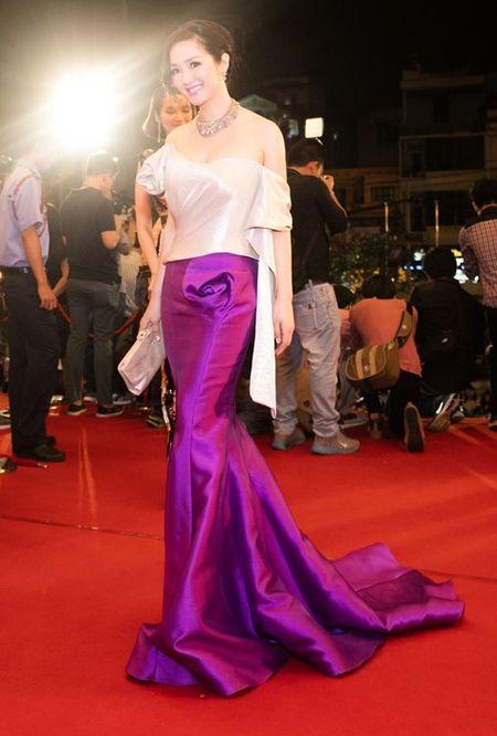Giang My, Mai Thu Huyen long lay du Lien hoan phim - Anh 2