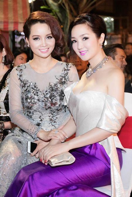 Giang My, Mai Thu Huyen long lay du Lien hoan phim - Anh 6